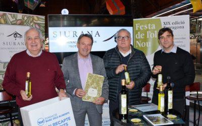 La festa de l'oli Nou DOP Siurana arribarà a Tarragona del 29 de novembre al dia 1 de desembre
