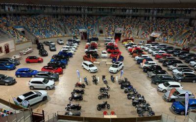 Aquest cap de setmana la Tarraco Arena acull l'Expoauto Tarragona