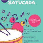 L'Escola de Música de Constantí torna a posar en marxa el Grup de Batucada