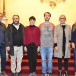 Anna Roig i Àlex Cassanyes Big Band Project presenten el concert que faran al Teatre Fortuny