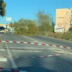 La ventada causa talls ferroviaris entre Cambrils i Tarragona i caiguda d'arbres