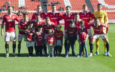Nàstic – Villarreal CF 'B', diumenge 8 a les 12 h