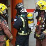 Dos ferits arran de l'incendi d'un àtic de Tarragona
