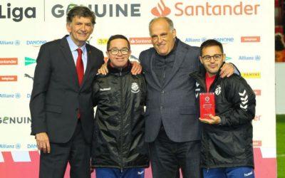 Tarragona vuelve a ser capital de la Liga Genuine, esta vez con 36 equipos participantes