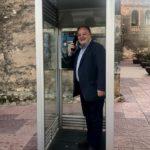 Perafort demana a Telefónica que no suprimeixi l'única cabina del poble