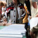 Prop de 600.000 tarragonins estan cridats a les urnes per escollir sis diputats i quatre senadors