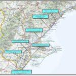 Foment aprova el projecte de traçat de tres glorietes i millora de quatre nusos viaris en l'N-340