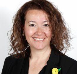 Laura Castel: '25-N, la lluita continua en ple segle XXI'