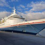 Els creuers reclamen tornar a operar mentre el Port de Tarragona ja té reserves d'escales per març i abril