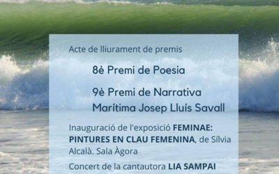 L'Ajuntament lliurarà diumenge els Premis Vila de Cambrils de narrativa i poesia