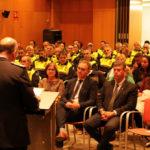 La Policia Local de Cambrils rep distincions i recompenses en el marc de la Diada de Sant Miquel