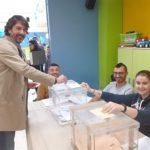 Sergio del Campo (Cs) apel·la als votants «moderats, liberals i de centre»