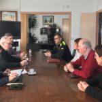 Vandellòs i l'Hospitalet es reuneixen amb el Síndic de Greuges pels plans de seguretat nuclear exterior