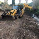 El Catllar inicia els treballs de restauració del tram fluvial del riu Gaià