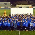 El Morell apaga les llums per la presentació dels seus equips de futbol