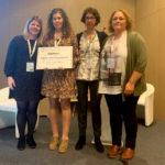 Primer premi internacional al millor projecte d'infermeria neurològica, impulsat a la URV