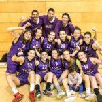 El cadet femení del TGN Bàsquet fa història en classificar-se entre els vuit millors equips de Catalunya