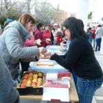 Salou se solidaritza amb la Marató de TV3