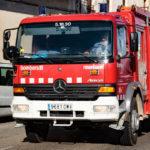 Incendi sense ferits d'una cafeteria a la Rambla Vella de Tarragona