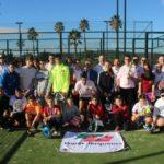 El Golf Costa Daurada tanca l'any amb una Festa infantil de Nadal molt esportiva amb el Club SOLC