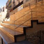 Les graderies del circ romà de Tarragona a la plaça Sedassos s'obriran a finals de maig
