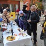 Torrades, cansalada i llangonissa amb butifarra a la Festa de l'Oli del Morell