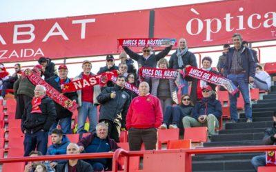 Desplaçament per a viure l'Atlético Levante – Nàstic
