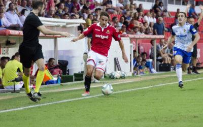 El Nàstic rebrà el Zaragoza a la Copa el dia 11 de gener al matí