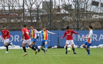 El Nàstic empata a Andorra i segueix en la bona línia