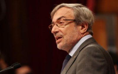 Article de l'exconseller Xavier Sabaté: 'Més enllà de l'accident químic'