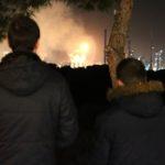 'Ha estat descomunal: la fàbrica era una bola de foc', descriu una testimoni de l'explosió a Bonavista