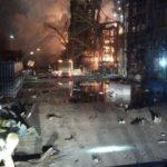 Empitjora l'estat d'un dels ferits per l'explosió de la Canonja