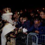 Els Reis Mags d'Orient arriben a Altafulla