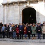 Tarragona fa un minut de silenci en record de les víctimes de l'explosió a la petroquímica