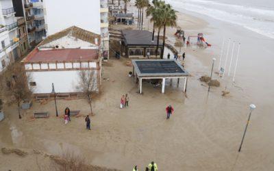 El govern destinarà 3,5 milions a la demarcació de Tarragona pel temporal Glòria