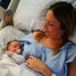 Ander Ribares, primer nadó del 2020 nascut a Tarragona, veu la llum a Santa Tecla