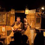 Un centenar de persones gaudeixen de La gallina dels ous d'or al Teatre Auditori del Morell