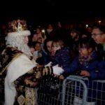 Diumenge arriba per mar la il.lusió dels Reis Mags d'Orient