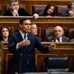 Pedro Sánchez no supera la primera votació d'investidura