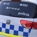 La Policia Local deté un jove per un delicte d'atemptat contra agents de l'autoritat a Torredembarra