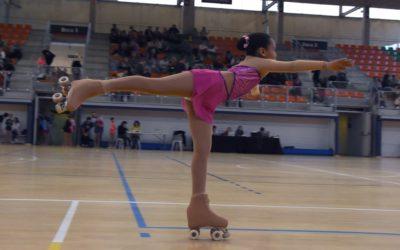 Primera Jornada dels Jocs Esportius Escolars de Patinatge Artístic a Torredembarra