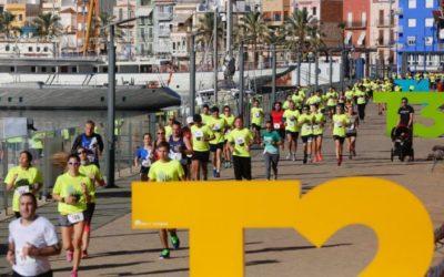 El Teatret del Serrallo recapta diners per la Marató