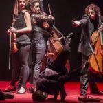 El Teatre Auditori del Morell reprèn la programació amb la música de cambra de Desconcerto
