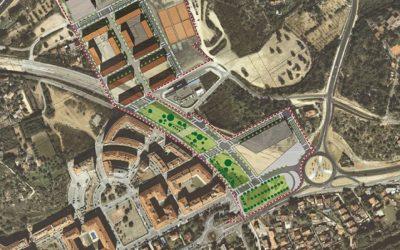 Aprovat inicialment el pla de millora urbana a la zona del Nàstic amb 500 habitatges nous