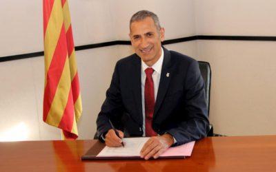 Xavier Royo, nou president del Consorci d'Aigües de Tarragona