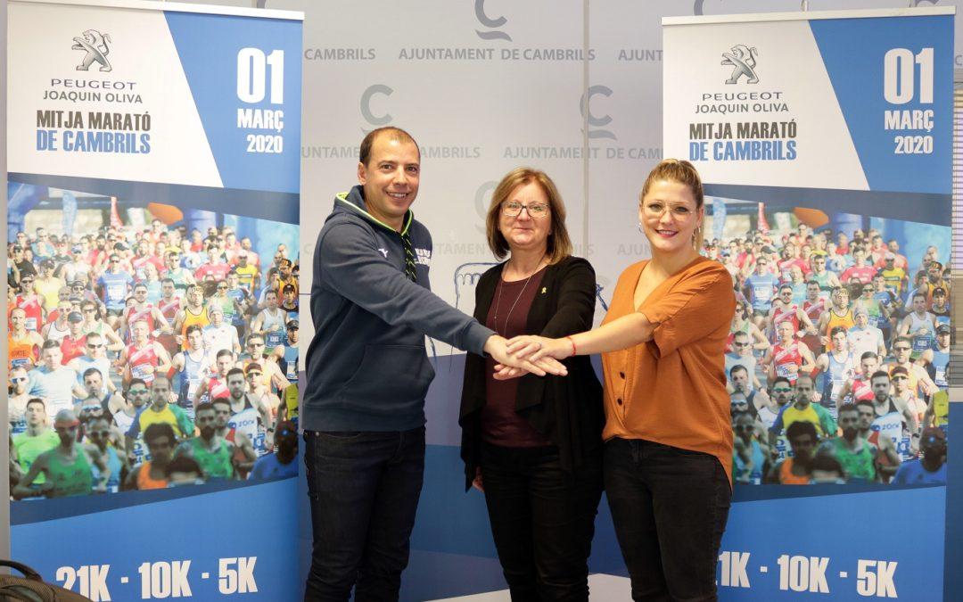 La Mitja Marató de Cambrils tornarà a córrer vora el mar