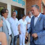 L'Ajuntament cedirà un terreny al Servei Català de la Salut per a l'ampliació del CAP La Granja
