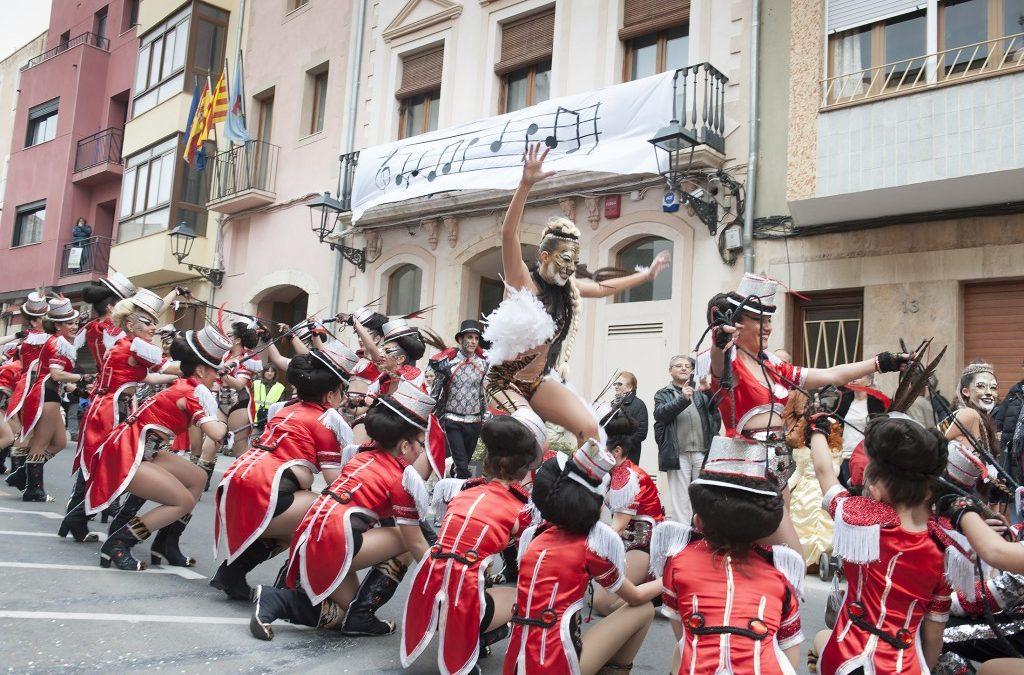 Afectacions al trànsit i al recorregut de l'autobús amb motiu del Carnaval de La Canonja