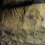Descobreixen a l'Espluga el primer santuari paleolític de fa 15.000 anys a Catalunya amb més de 100 gravats