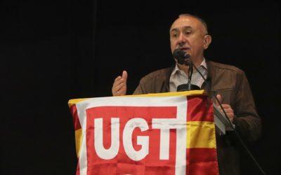UGT acusa la Generalitat d'haver-se 'relaxat' en la vigilància de la petroquímica